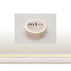 mt ex マスキングテープ(色えんぴつ・ボーダー) MTEX1P78