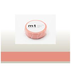 mt マスキングテープ(サーモンピンク) MT01P188