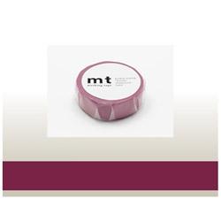 mt マスキングテープ(ワイン) MT01P195