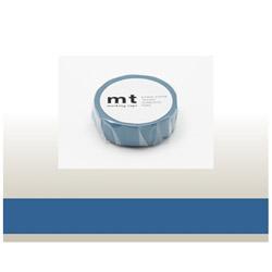 mt マスキングテープ(浅縹(あさはなだ)) MT01P198