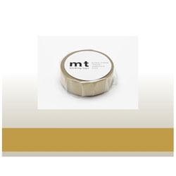 mt マスキングテープ(金) MT01P205
