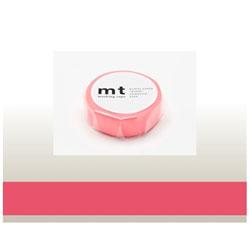 mt マスキングテープ(ショッキングレッド) MT01P210