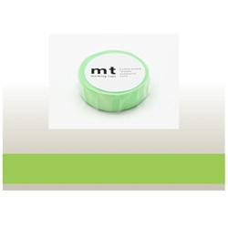 mt マスキングテープ(ショッキンググリーン) MT01P211
