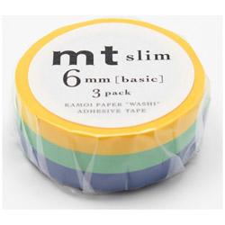 MTSLIM13 6mm×10m 3P mt slim G