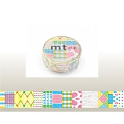 mt ex マスキングテープ(クレヨン) MTEX1P80[生産完了品 在庫限り]