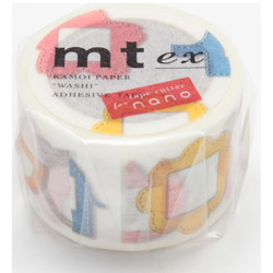 mt ex マスキングテープ(名札) MTEX1P93