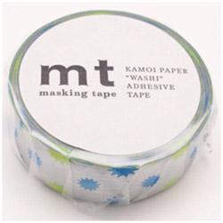 mt 1P マスキングテープ(キラキラ・シルバー) MT01D296