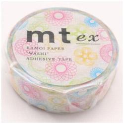 mt ex マスキングテープ(スピログラフ) MTEX1P110