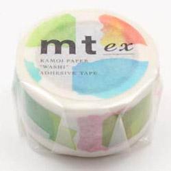 mtマスキングテープ ex ラベル水彩 MTEX1P116