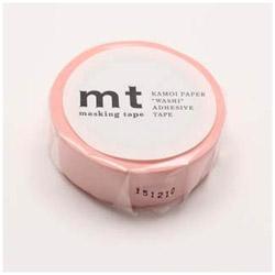 mtマスキングテープ 1P パステルレッド MT01P303[生産完了品 在庫限り]