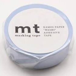 mtマスキングテープ 1P パステルブルー MT01P306