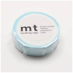 mtマスキングテープ 1P パステルパウダーブルー MT01P307