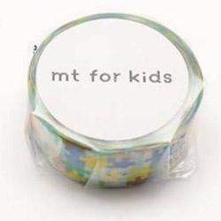 mtマスキングテープ for kids ジグソーパズル MT01KID027