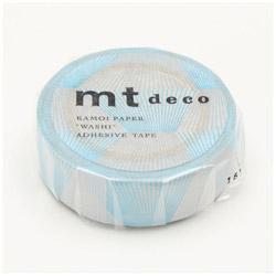 mt マスキングテープ mt 1P ライングラデーション・シルバー MT01D346
