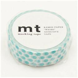 mt マスキングテープ mt 1P ドット・ソーダ MT01D363