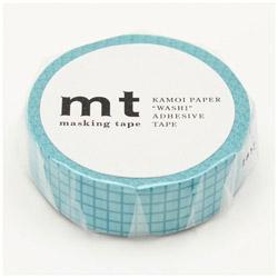 mt マスキングテープ mt 1P 方眼・プール MT01D403