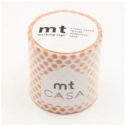 mt CASA 50mm(ドット・マンダリン) MTCA5100