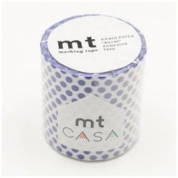 mt CASA 50mm(ドット・ナイトブルー) MTCA5102