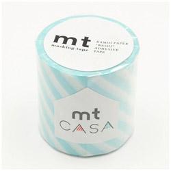 mt CASA 50mm(ストライプ・ミントブルー) MTCA5105