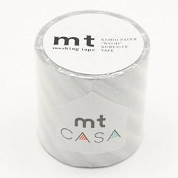 mt CASA 50mm(ストライプ・銀) MTCA5106