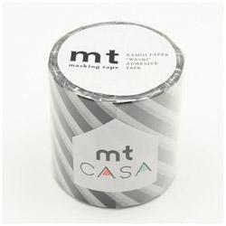 mt CASA 50mm(ストライプ・ブラック) MTCA5107