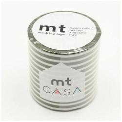 mt CASA 50mm(ボーダー・オリーブ) MTCA5110