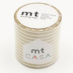 mt CASA 50mm(ボーダー・金) MTCA5111