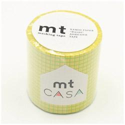 mt CASA 50mm(方眼・菜の花) MTCA5112