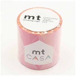 mt CASA 50mm(三角とダイヤ・ピンク) MTCA5123