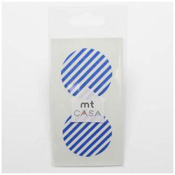 mt CASA seal(CASAシール) (ストライプ・ブルー) MTCDS024