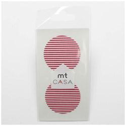mt CASA seal(CASAシール) (ボーダー・いちご) MTCDS026