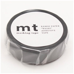 mtマスキングテープ 1P(マットグレー) MT01P405
