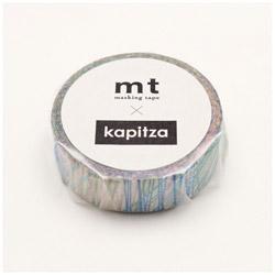 mtマスキングテープ カピッツァ scribble MTKAPI03