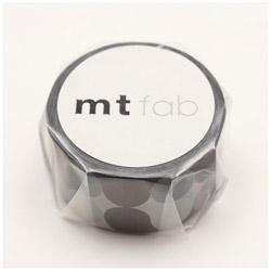 mtマスキングテープ mt fab 黒板・ドット MTBB005