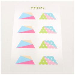mt seal 幾何学・台形 MTSEAL22