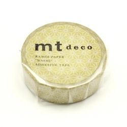 MT01D425 麻の葉・枯草(かれくさ) MT01D425