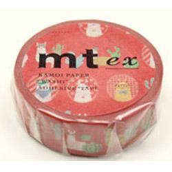 MTEX1P156 mt ex おしゃまなリャマ MTEX1P156