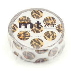 MTEX1P168 mt ex ドット・レオパード MTEX1P168