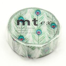 MTEX1P171 mt ex 孔雀の羽 MTEX1P171
