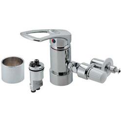 分岐水栓 ワンホール用分岐金具 INAX用セット 789-702-IN5