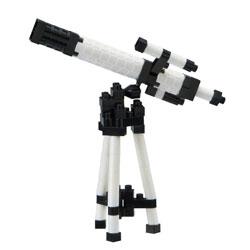ナノブロック NBC-241 アワードセレクション 天体望遠鏡