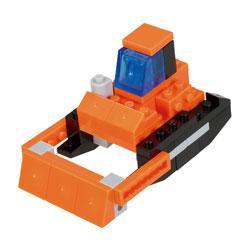 ナノブロックプラス PBH-019 ブルドーザー