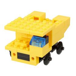 ナノブロックプラス PBH-020 ダンプカー