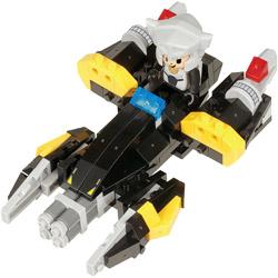 ナノブロックプラス ブロックス ライダース PBR-009 偵察マシン ラベージ
