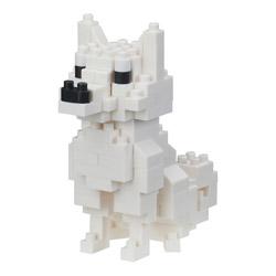 ナノブロック NBC-280 ドッグブリード 北海道犬