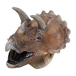 KNC-02 恐竜ハンドパペット トリケラトプス