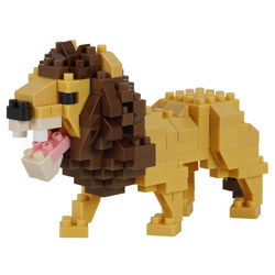 ナノブロック NBC-326 ライオン