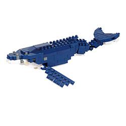 ナノブロック NBC-354 ザトウクジラ