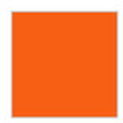 アクリジョンカラーN92 クリアーオレンジ