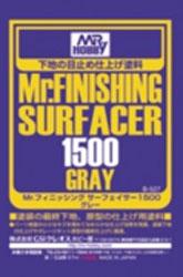 SF289 Mr.フィニッシング サーフェイサー1500 グレー